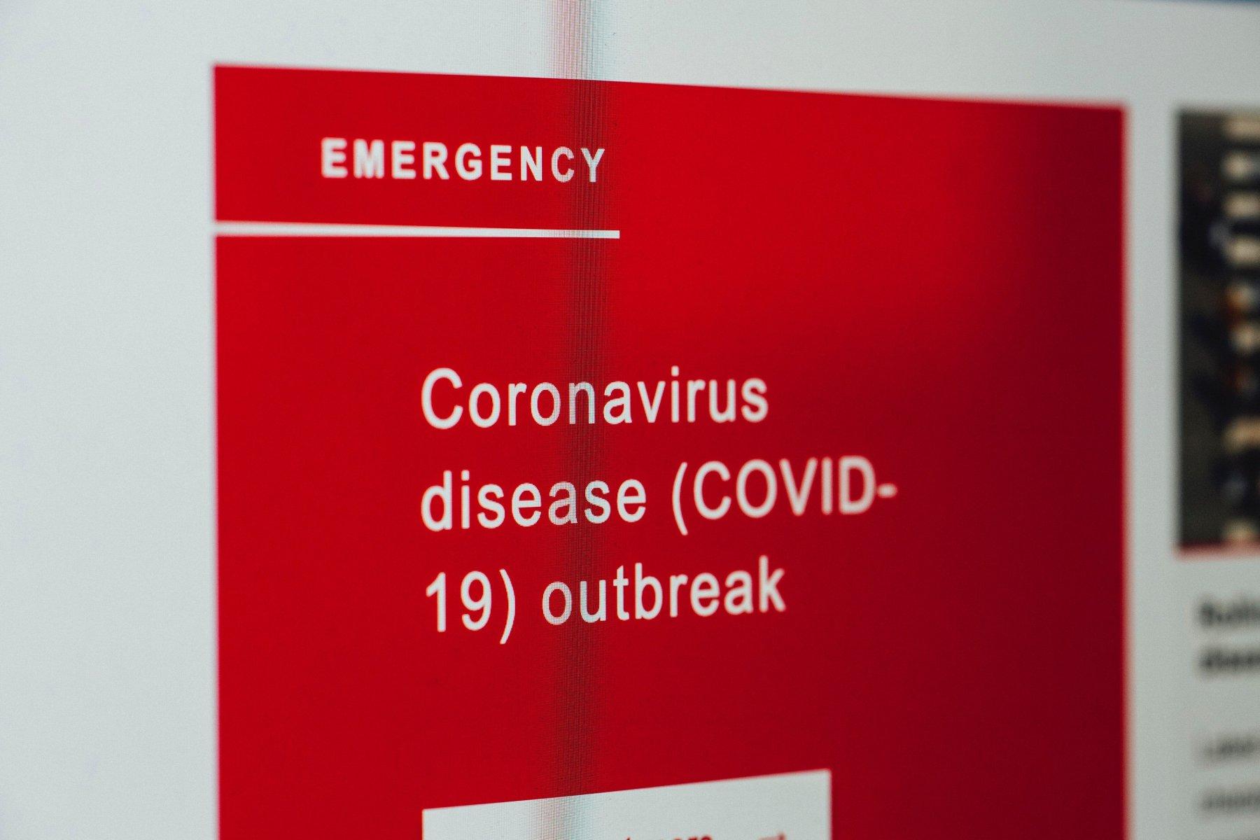 coronavirus covid-19 help
