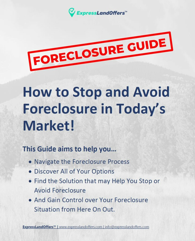stop forclosure guide
