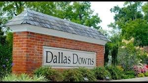 dallas downs entrance