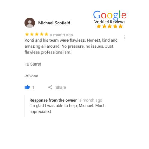 Michael Scofield Review