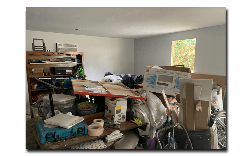 cluttered house Sell My House Fast Jacksonville FL