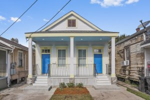 After Renovation of House We Bought In New Orleans