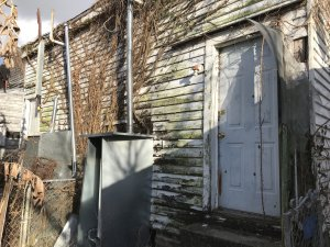 Exterior of House We Bought in New Orleans