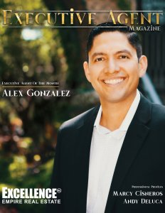 Alex Gonzalez was featured in executive agent magazine.