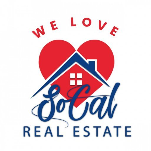 We Love SoCal Real Estate logo