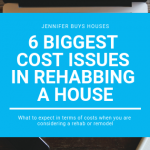 rehabbing a house