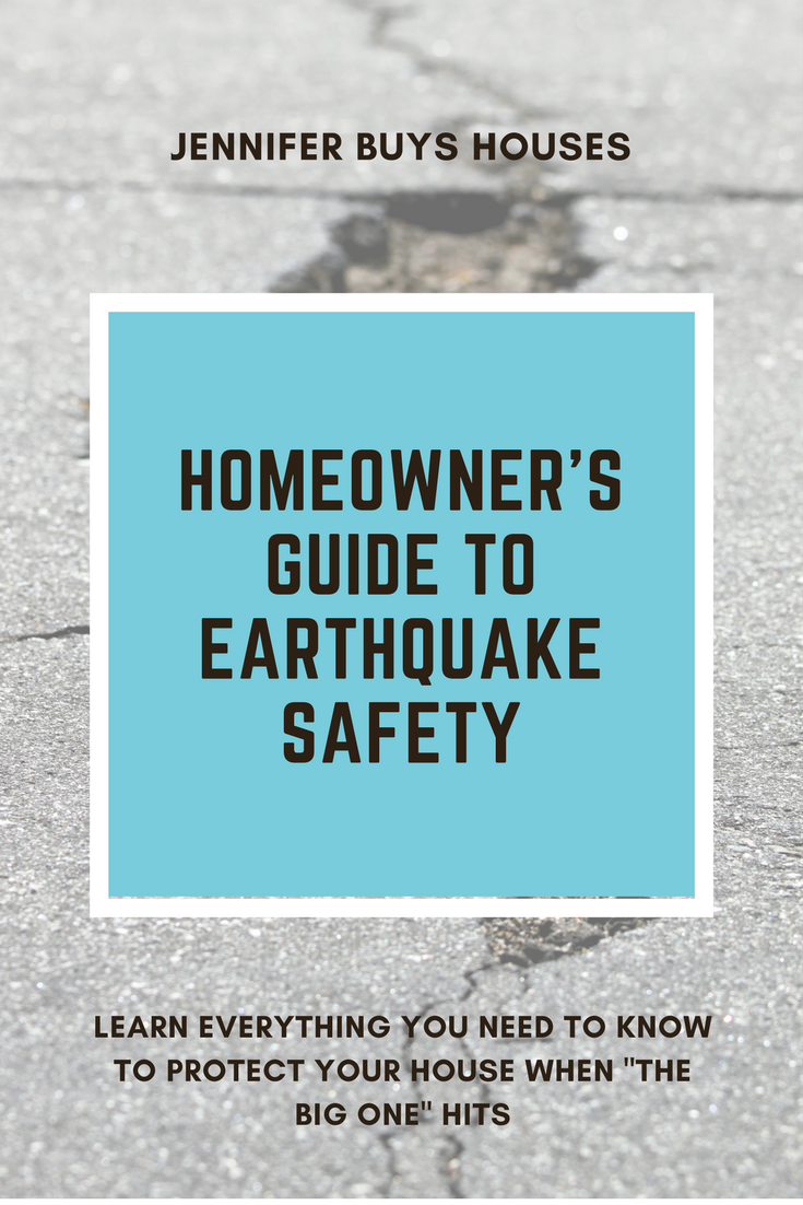 Homeowner's Guide to Earthquake Safety