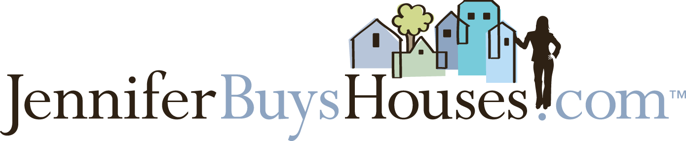 Jennifer Buys Houses logo