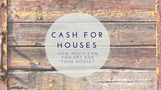 Cash For Houses in Carson