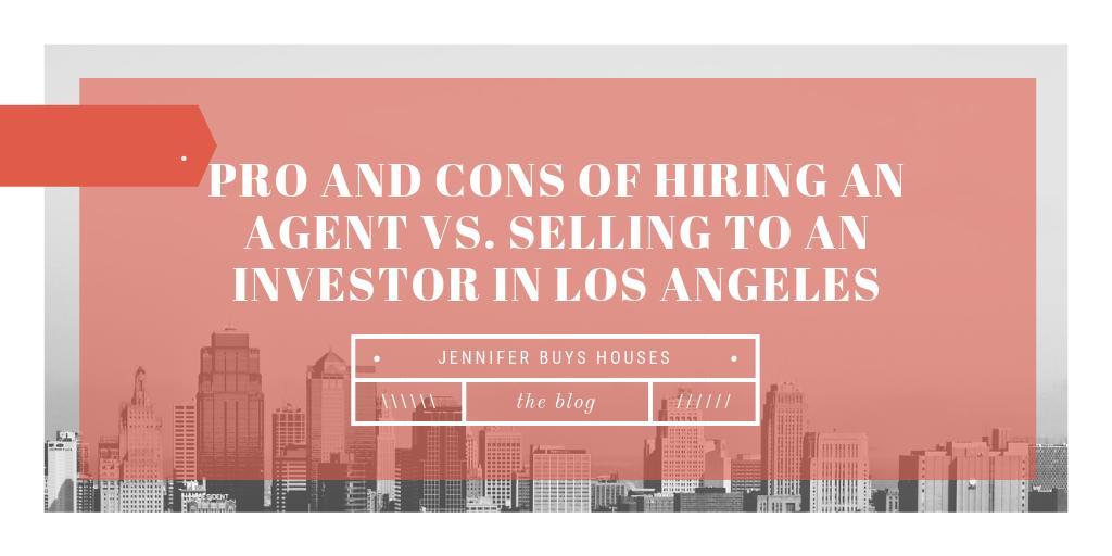 hiring an agent