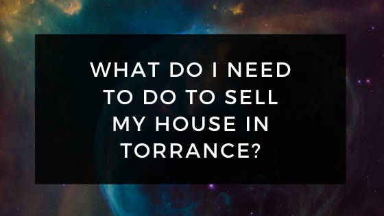 What Do I Need To Do To Sell My House