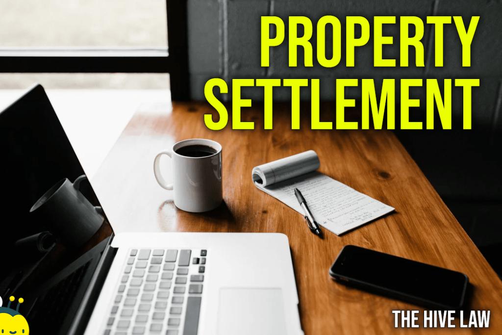 Divorce Property Settlement Agreement