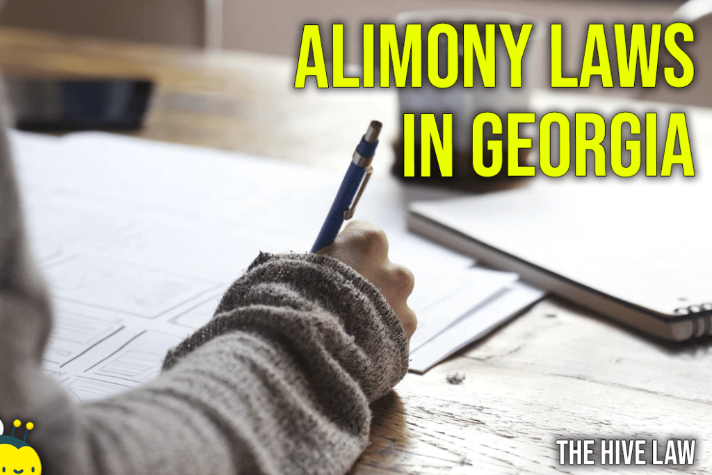 Alimony Laws In Georgia