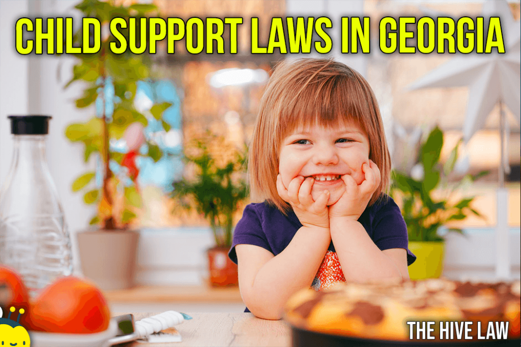 Child Support Laws Georgia - Child Support Georgia Law - Georgia Child Support Laws