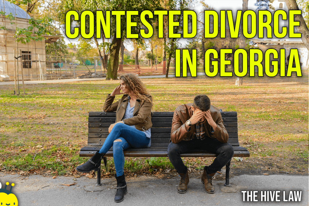 Contested Divorce In Georgia - What is Contested Divorce - Why Would You Contest Divorce