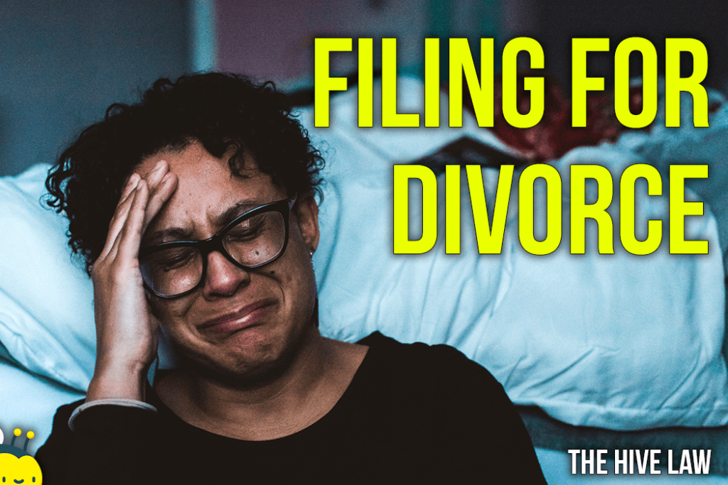 Filing for Divorce