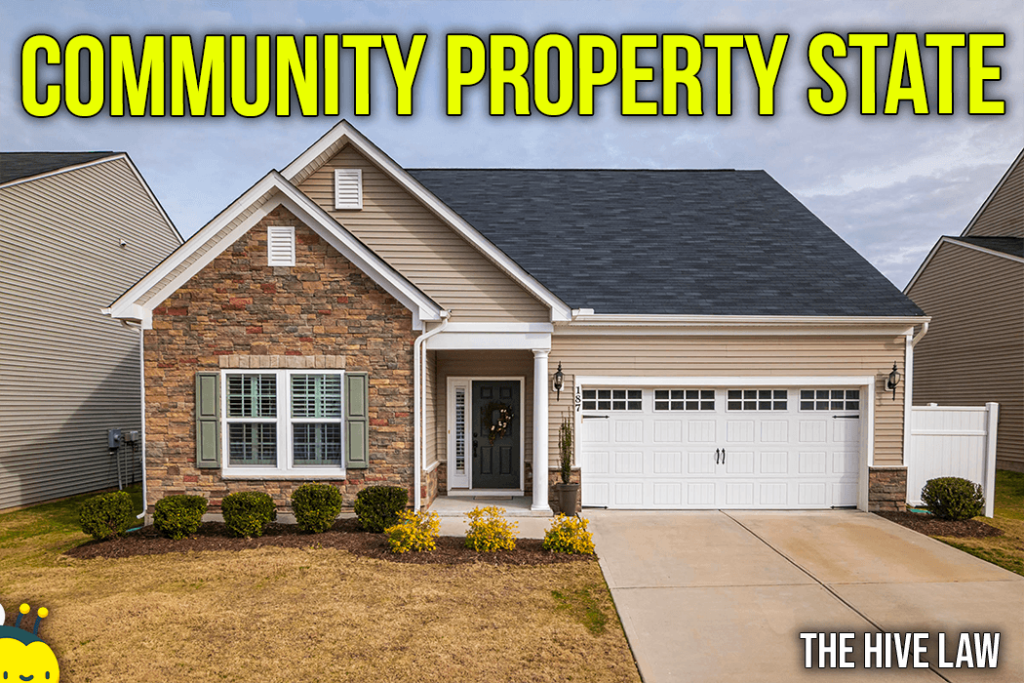 Is Georgia A Community Property State - What Does Community Property Mean - Community Property Divorce - Community Property Rules