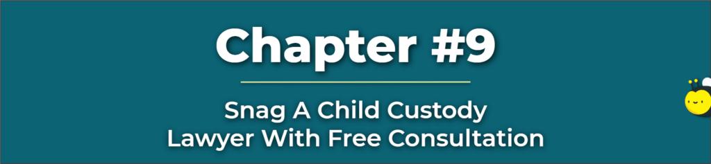 Free Lawyer Consultation for Child Custody - Child Custody Lawyer With Free Consultation
