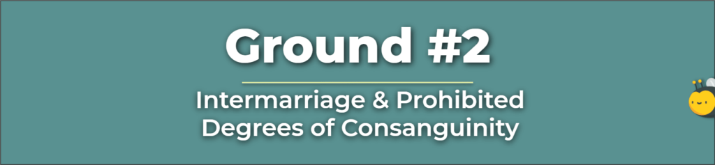 Grounds for Divorce Consanguinity - Effects of Consanguinity On Marriage - Three Degrees of Consanguinity - Consanguinity Chart