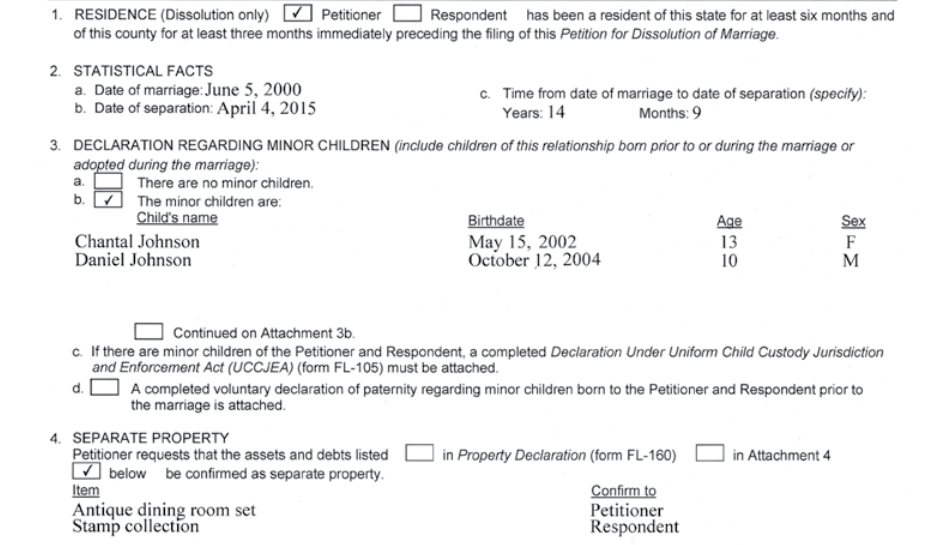 Uncontested Divorce Process - Uncontested Divorce Forms - Filing Petition For Divorce In Georgia
