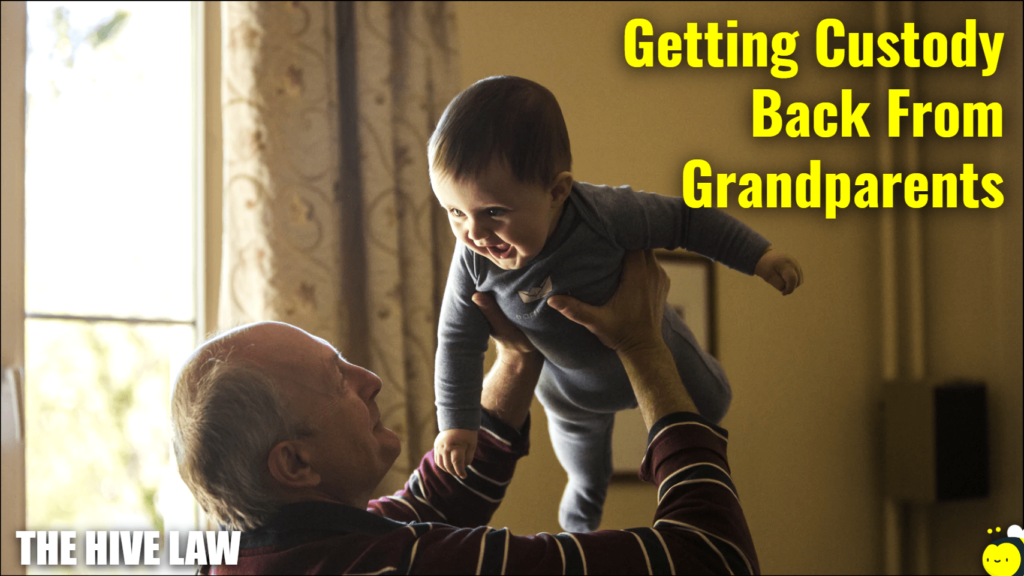 getting custody back from grandparents - how to get custody back from a grandparent - how do i get custody of my child back