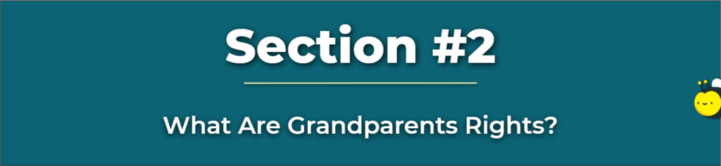 grandparents legal right - what are grandparent rights - grandparents visitation rights