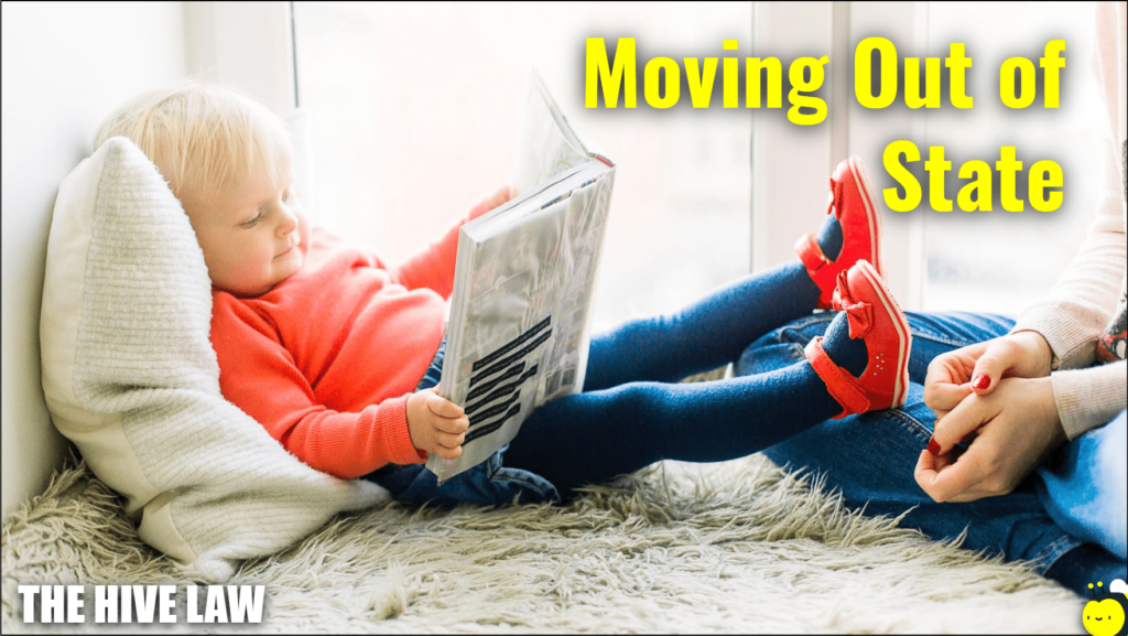 moving out of state with child no custody agreement - if i leave my husband can i take my child - joint custody relocation
