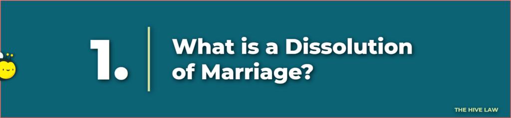dissolution of marriage - dissolution vs divorce - marriage dissolution - marital dissolution - divorce vs dissolution
