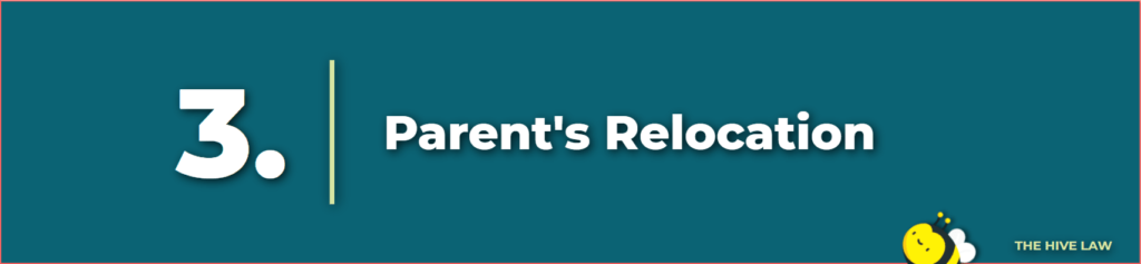 how to change jurisdiction for child custody - can a parent take a child out of state with joint custody - custody agreement