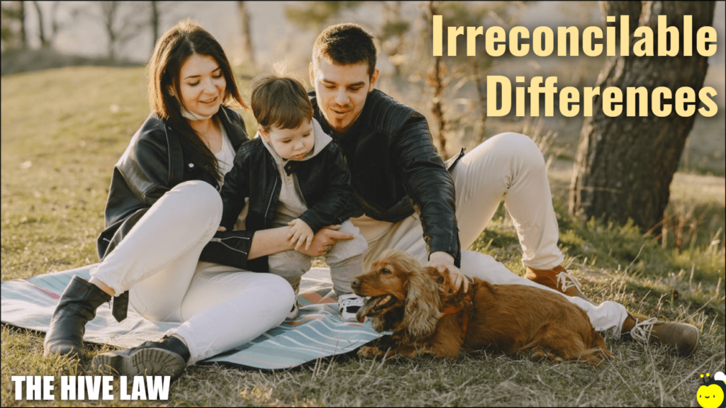 irreconcilable differences - irreconcilable definition - define irreconcilable - irreconcilable meaning - examples of irreconcilable differences