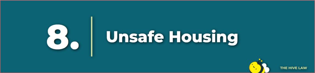 unsafe housing - can a mother lose custody for not having a job - mother rights to her child - custody of child