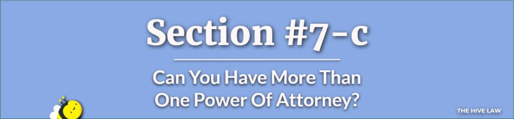Can You Have More Than One Power Of Attorney  - Georgia Power of Attorney - Power Of Attorney Georgia
