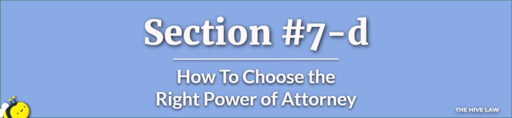 Choosing a Power of Attorney Georgia - How to Get Power of Attorney - Power Of Attorney Georgia - POAGeorgia