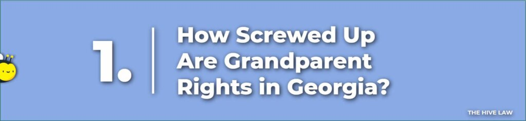 Grandparents Rights in Georgia - What Are Grandparent Rights - Grandparents Rights in Georgia - Grandparents Legal Right