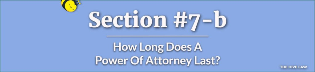 How Long Does A Power Of Attorney Last - Power Of Attorney Georgia - POA Georgia - POAGeorgia