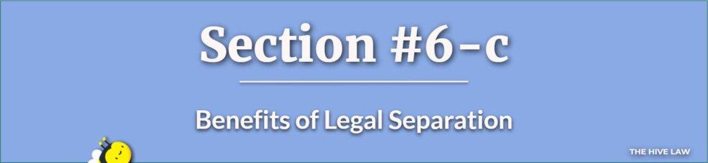 Benefits of Legal Separation - Legal Separation In Georgia - Separation vs Divorce - Legal Separation vs Divorce