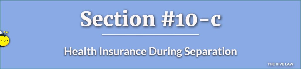 Health Insurance During Separation - Can I Drop My Spouse From My Health Insurance If We Are Separated