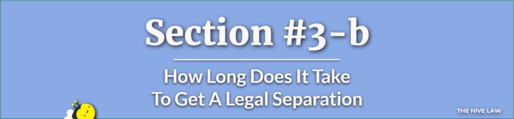 How Long Does It Take To Get A Legal Separation - How Long Can You Be Legally Separated - Legal Separations In Georgia