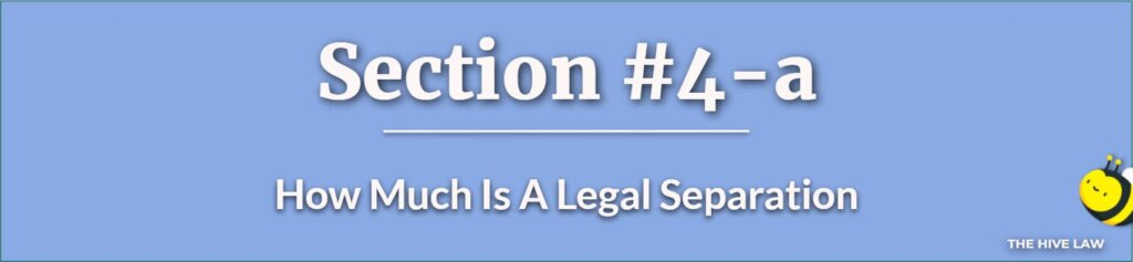 How Much Is A Legal Separation - During Separation Who Pays The Bills - Legal Separation Costs