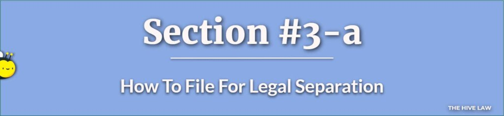 How To File For Legal Separation - how to file for legal separation in georgia - File For Separation - Filing For Legal Separation
