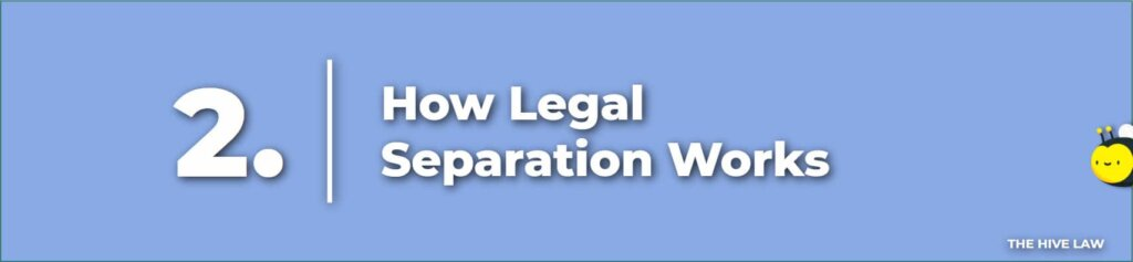 How To Separate - How To File For Legal Separation - How To Get A Legal Separation - How To Separate From Your Spouse