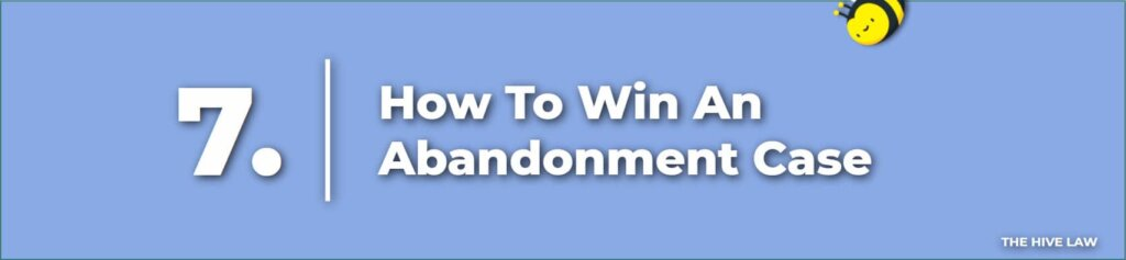How To Win Abandonment Divorce - Marriage Abandonment - Abandoned Spouse Rights - Marital Abandonment