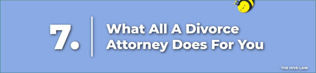 What A Marietta Divorce Lawyer - Marietta Divorce Attorney Does For You