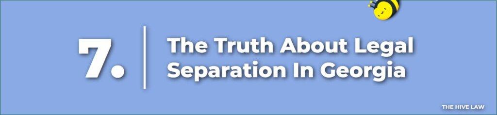 separation in georgia - Legal Separations In Georgia - filing for legal separation in ga - ga legal separation - Separation Agreements