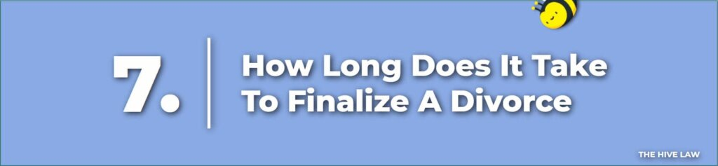 How Long Does It Take To Finalize A Divorce - How Long After Divorce Papers Are Filed Before It Is Finalized
