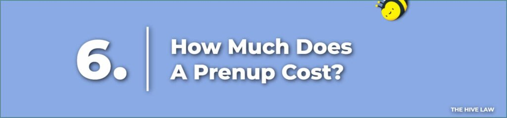 How Much Is A Prenuptial Agreement - Cost Of A Prenup - How Much Is A Prenup