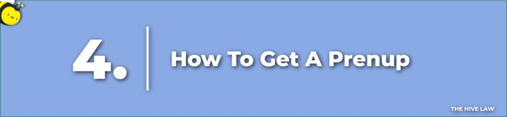 How To Get A Prenuptial Agreement In Texas - How To Get A Prenup In Texas - Prenuptial Agreements Texas