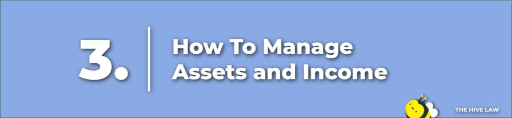 How To Manage Assets and Income - Prenuptial Agreement Checklist