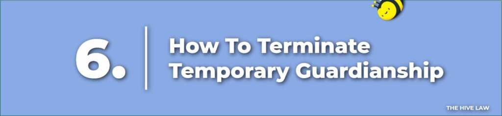 How To Terminate Temporary Guardianship - Temporary Guardianship Without Court