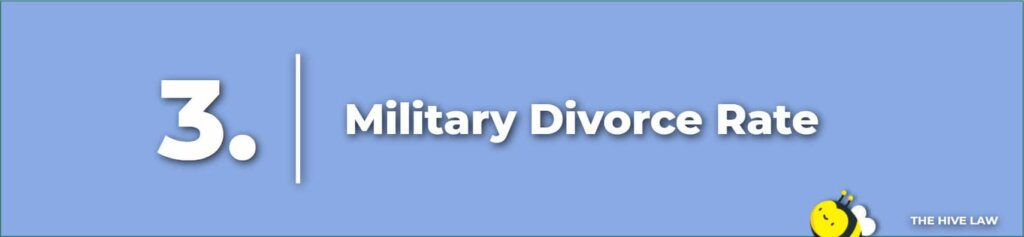 Military Divorce Rate - Rate Of Divorces - Army Divorce Rate - Navy Seal Divorce Rate - Marine Corps Divorce Rate - Air Force Divorce Rate